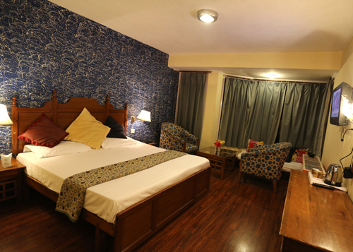 best hotel in pahalgam